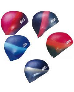 Zoggs Multi-colored Swim Cap