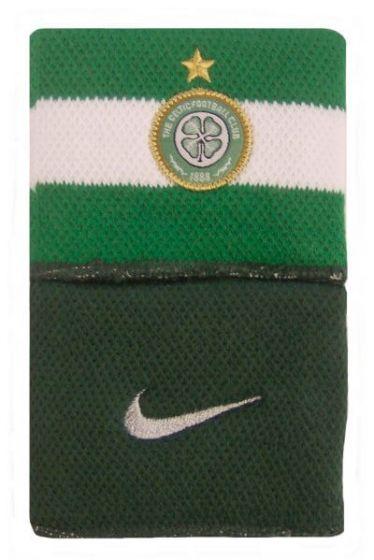 Celtic Nike Home Wristbands
