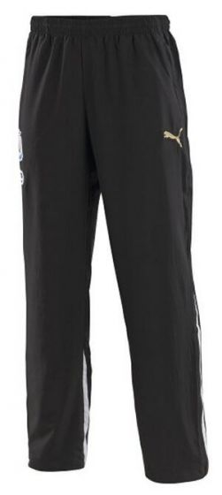Newcastle United Boys Black Training Pants 2012-13