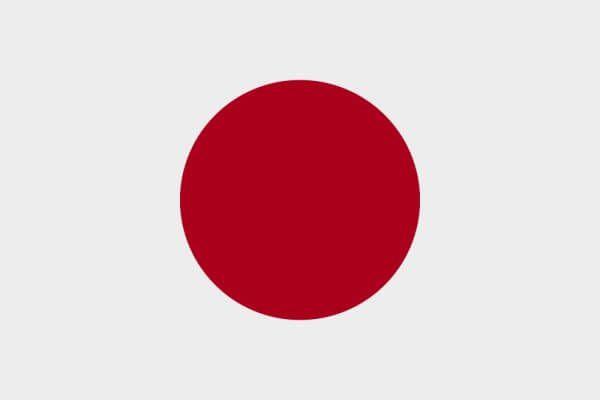 Japan Football Flag