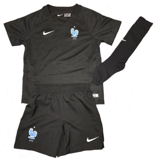 France Kids Third Kit 2017/18