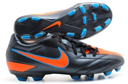 tenedor Falange Necesito  Nike Boys Total 90 Shoot IV FG Football Boots | Soccer Box
