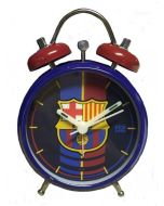 Barcelona Crest Alarm Clock