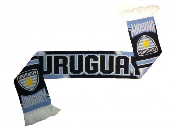 Uruguay Jacquard Scarf