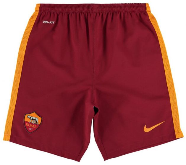 AS Roma Away Shorts 2015 - 2016