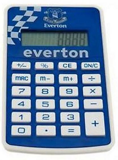 Everton Pocket Calculator
