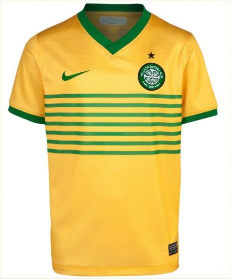 Celtic Kids Away Football Shirt 2013-14