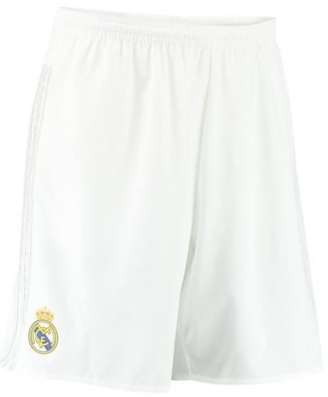 Real Madrid Kids (Boys Youth) Home Shorts 2015 - 2016