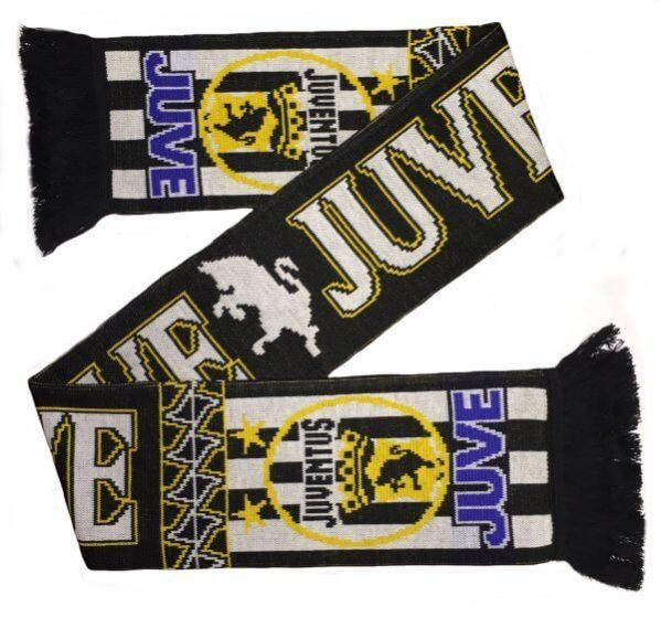 Juventus Football Scarf