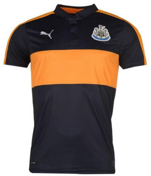 Newcastle United Kids Away Shirt 2016-17