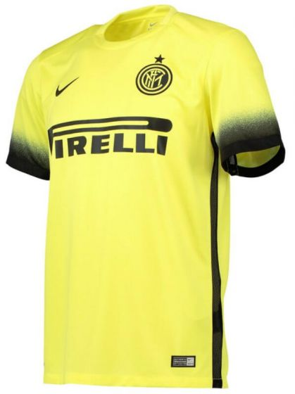 Inter Milan Third Jersey 2015 - 2016