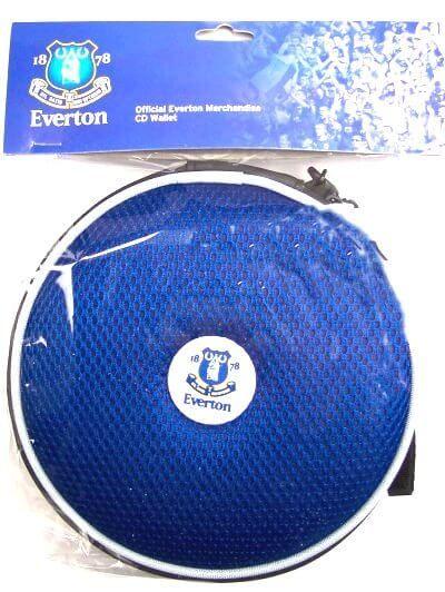 Everton CD Wallet