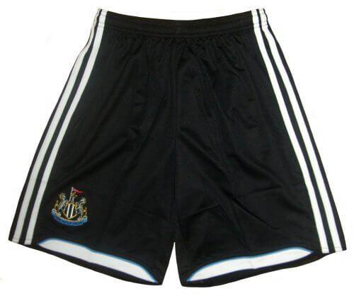 Newcastle United Boys Home Shorts
