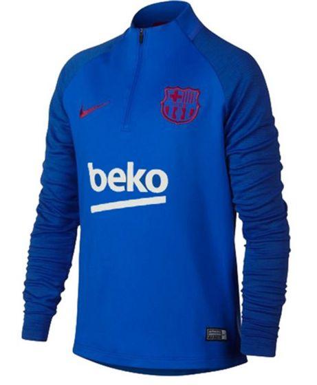 Barcelona Nike Drill Top 2019/20
