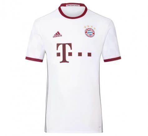 Bayern Munich Third Shirt 2016-17