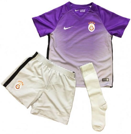 Galatasaray Kids Third Football Kit 2016-17