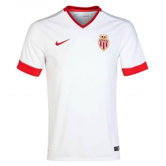 Monaco Kids (Boys Youth) Third Jersey 2014 - 2015