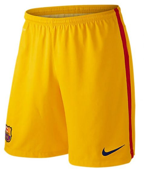 Barcelona Change Goalkeeper Shorts 2015 - 2016
