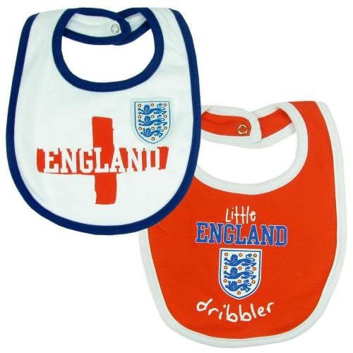England Baby (Infant) Bibs 2014 - 2015