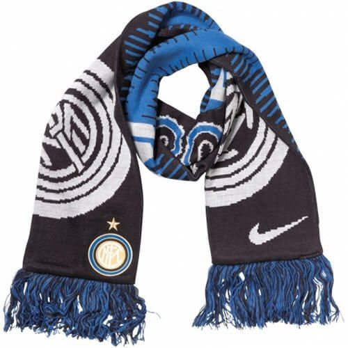 Inter Milan Nike Supporters Scarf