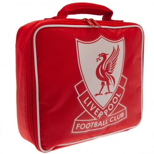 Liverpool Crest Lunch Bag