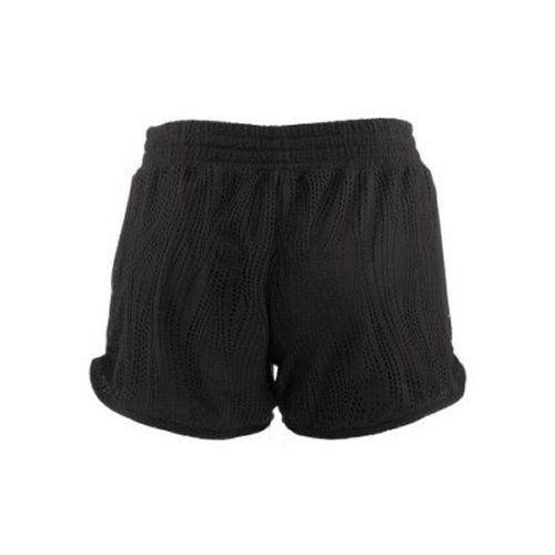Puma Women's Mesh It Up Shorts (Black)