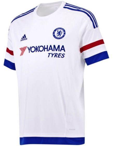 Chelsea Kids Away Jersey 2015 - 2016