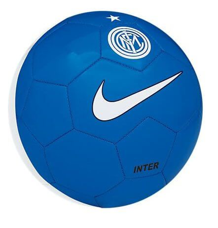 Inter Milan Blue Nike Supporters Football
