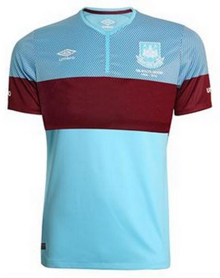 West Ham United Kids Away Jersey 2015 - 2016