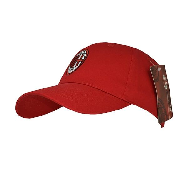 AC Milan Red Baseball Cap