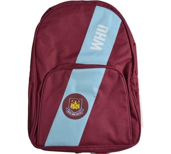 West Ham United Crest Backpack