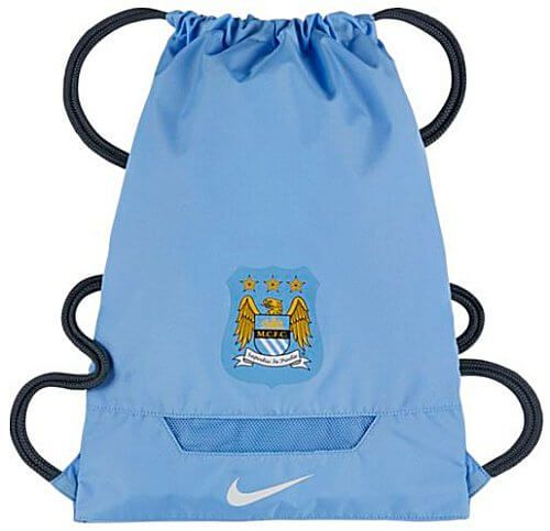 Manchester City FC Allegiance Football Gym Sack