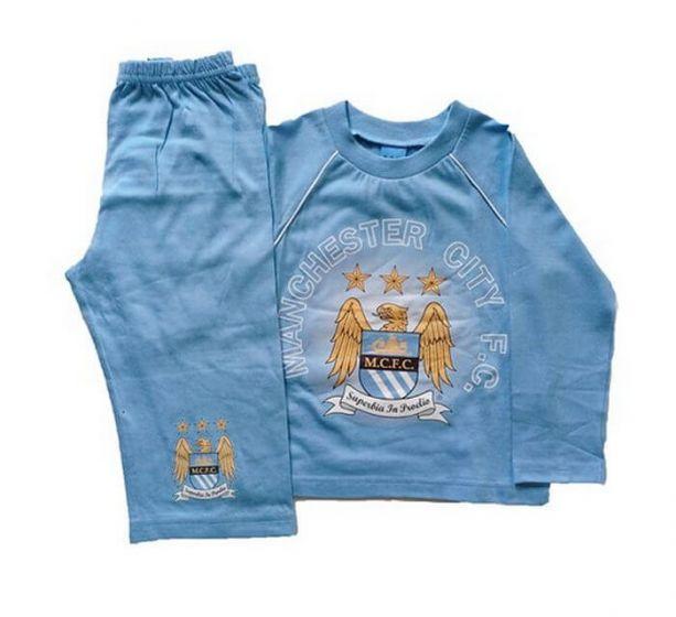 Manchester City Kids (Boys Youth) Pyjamas