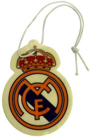Real Madrid Crest Air Freshener