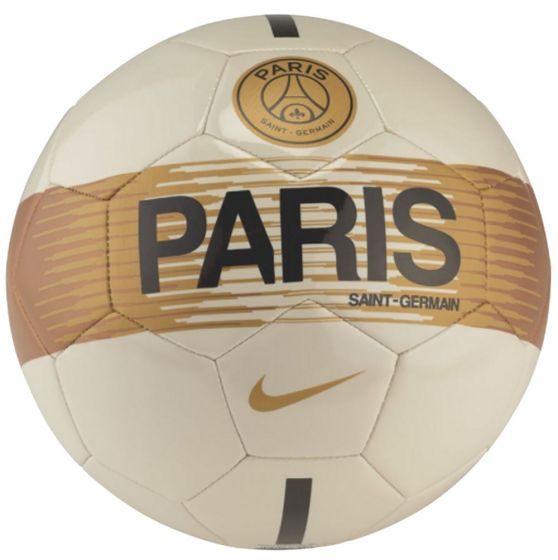 Paris Saint Germain Supporters Football 2018/19 (White/Gold)