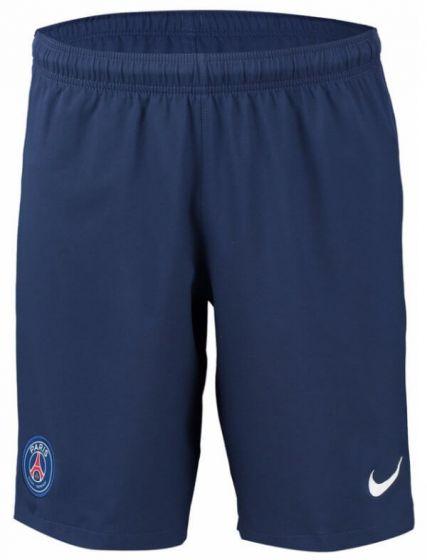Paris Saint-Germain Home Football Shorts 2016-17