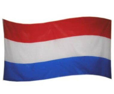 Netherlands Football Flag