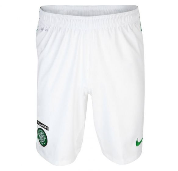 Glasgow Celtic Kids (Boys Youth) Home Shorts 2013 - 2015