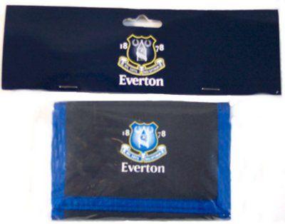 Everton Crest Wallet