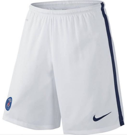 Paris Saint-Germain Kids Away Shorts 2015 - 2016