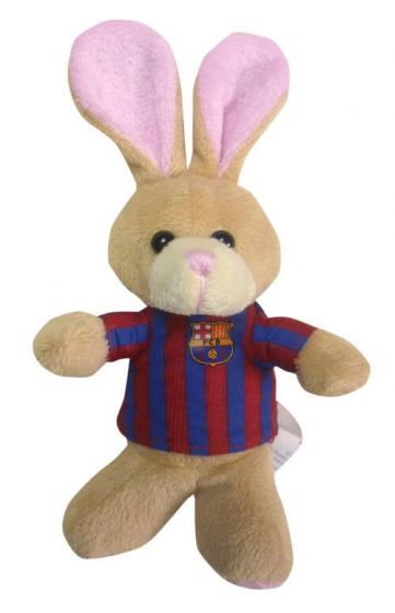 Barcelona Keyring (Rabbit)