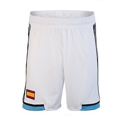 Spain Away Football Shorts 2012 - 2013
