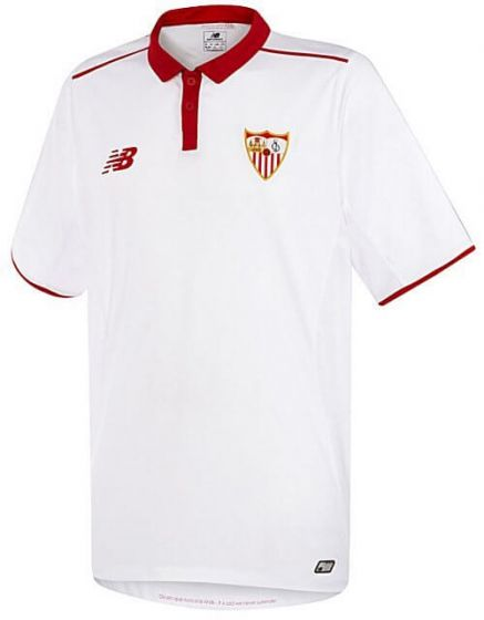 Sevilla Kids Home Football Shirt 2016/17