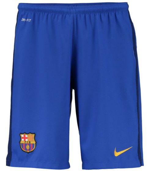 Barcelona Away Shorts 2015 - 2016