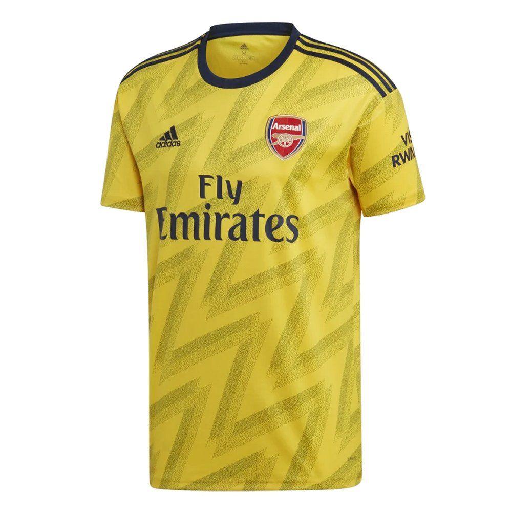 estilo exquisito vívido y de gran estilo precio loco Arsenal Away Football Shirt 2019/20 | Official Adidas Jersey