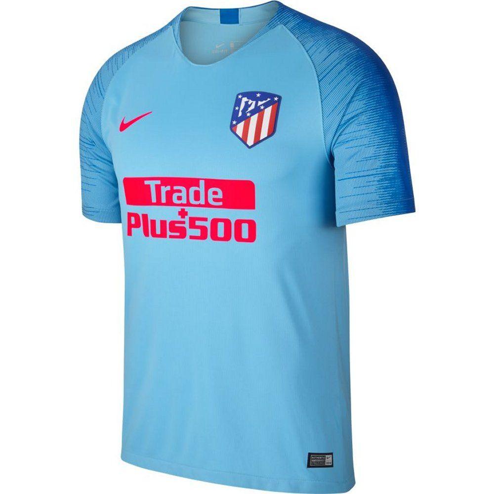 Atletico Madrid Nike Kids Away Shirt 2018 19 Official Sportswear