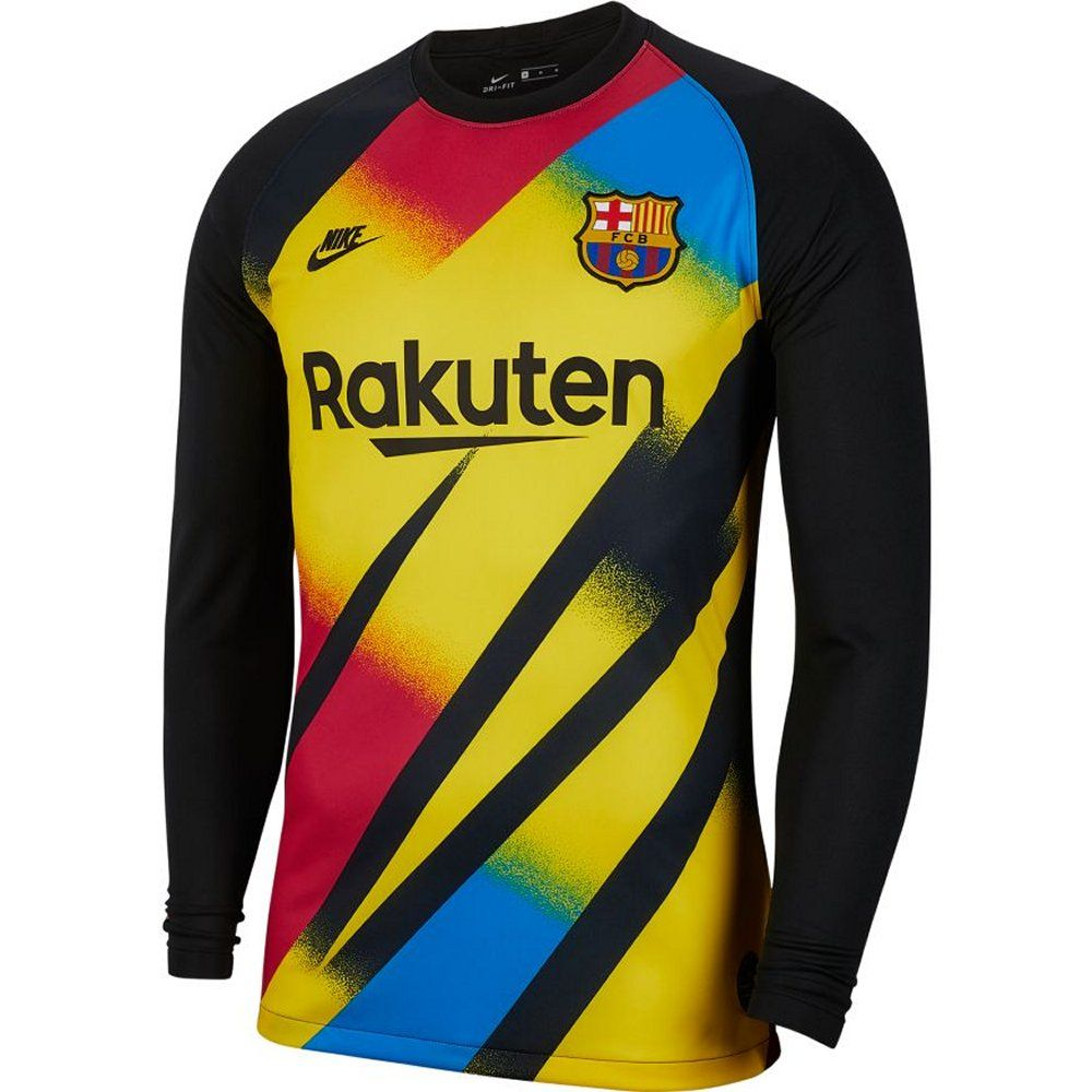 Pro Touch Kids Goalkeeper Barca Jersey