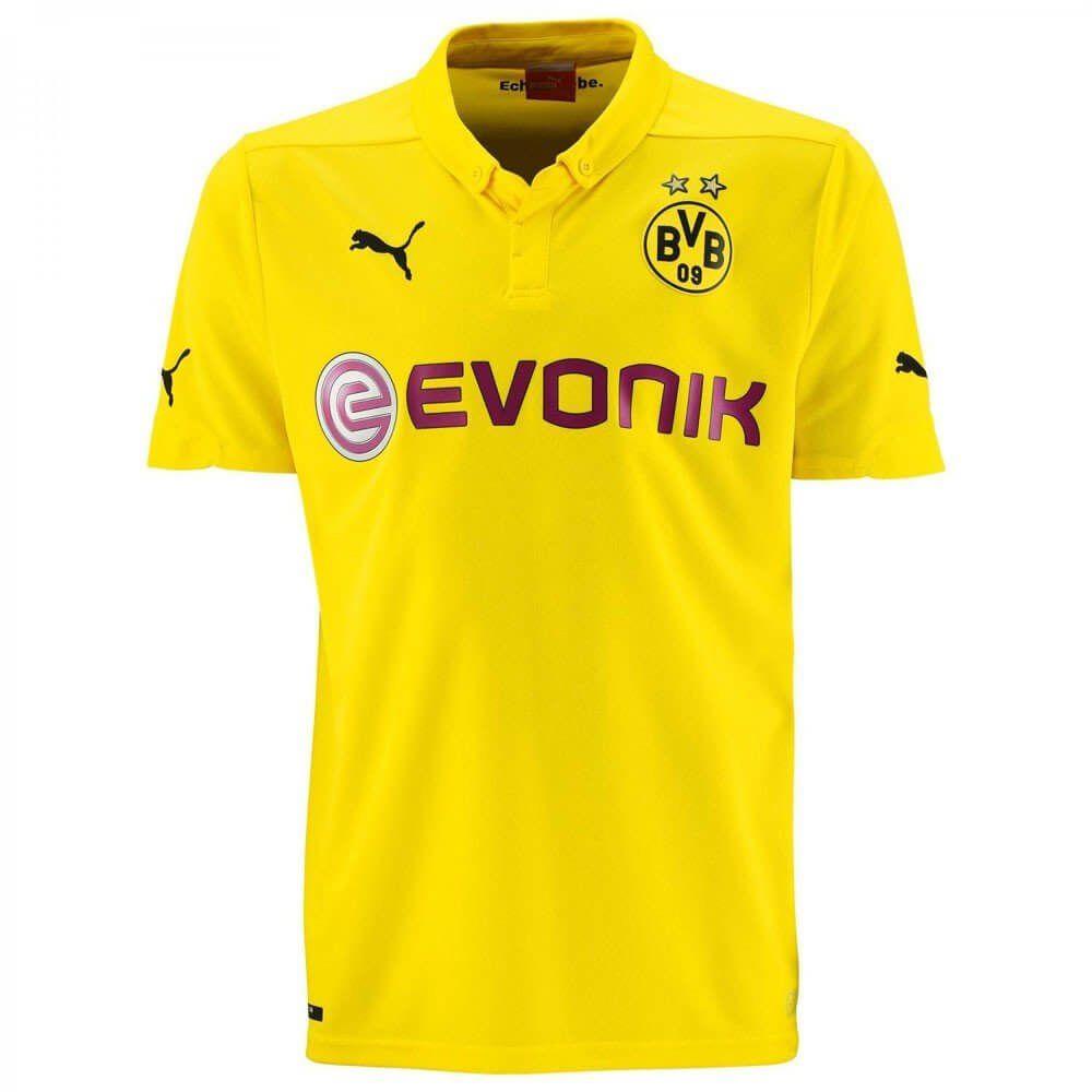 Borussia Dortmund Champions League Jersey 2014 15