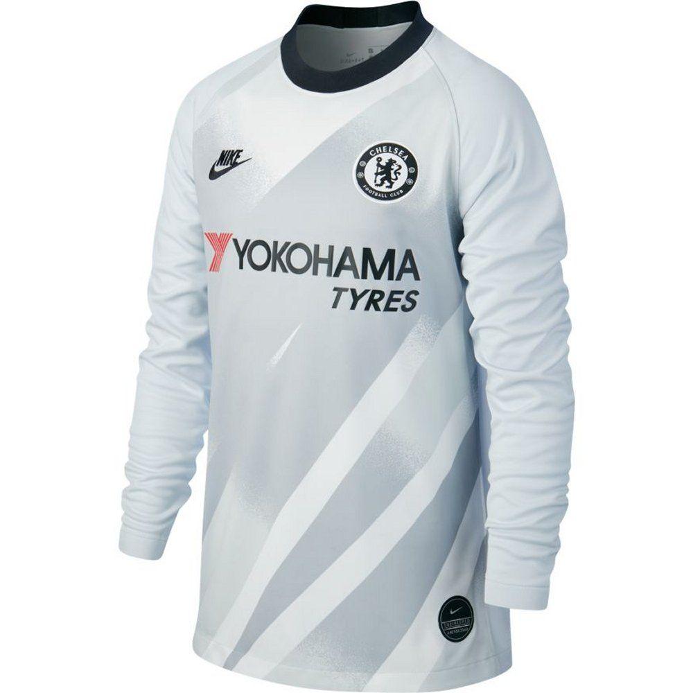 Chelsea Kids Third Goalkeeper Shirt 2019 20 Authentic Nike Kit