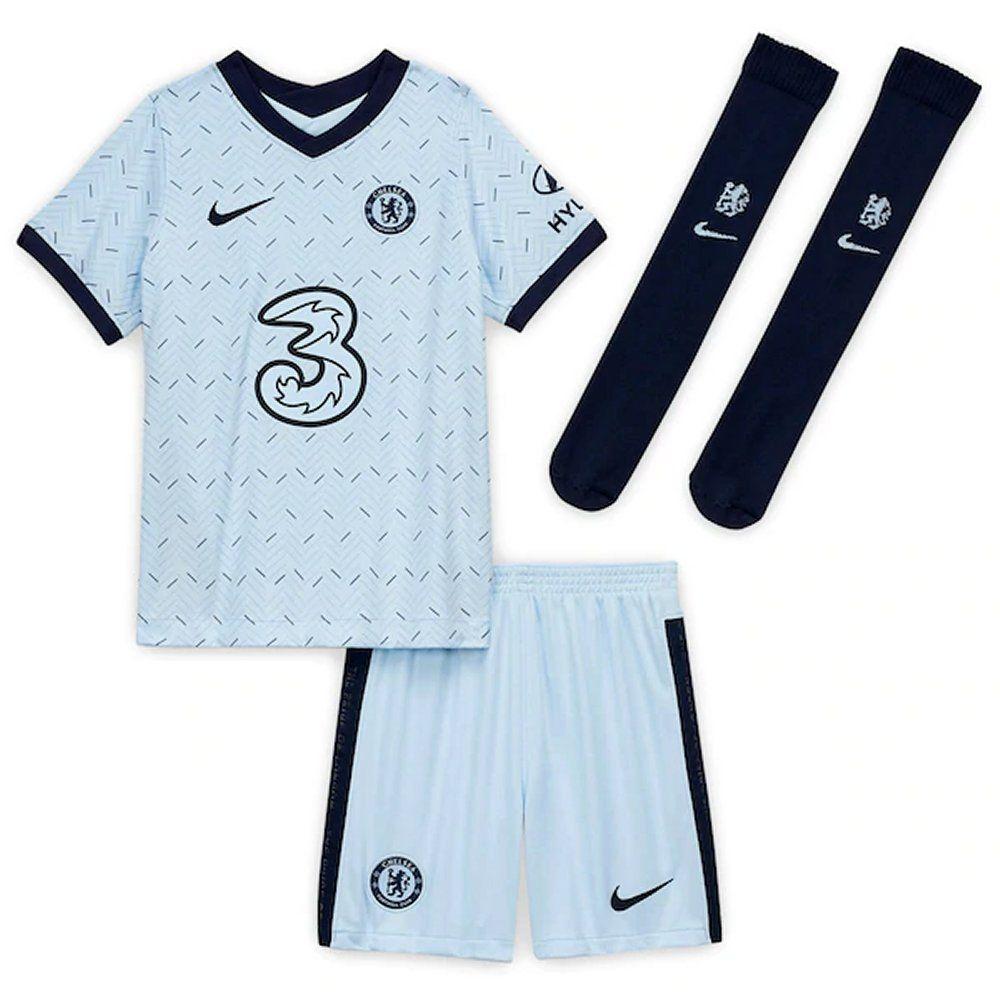 Chelsea Home Kids Football Kit